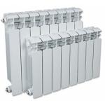 Радиатор биметаллический Rifar Base 500 06 секций